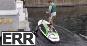 Current-Drives-ElectraFin-Electric-Stand-Up-Paddle-Board-SUP-Video-Review