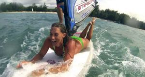 Starboard-2014-WindSUP-Inflatable-Action-Video
