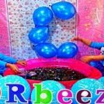 Disney-Cinderella-Movie-Videos-Super-Cool-Pool-Surprise-Toys-Orbeez-Explosion-Kids-Balloons-and-Toys
