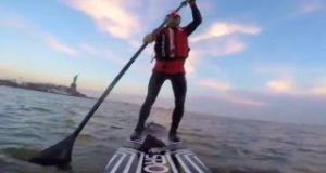 NYC-Stand-Up-Paddle-SUP-on-Hudson-River