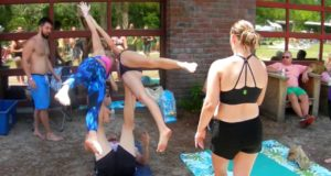 SUP-Paddle-Board-Yoga-Fun-and-falls-Wekiva-Springs-with-Orlando-Acro