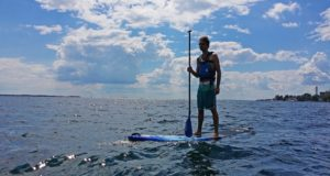 Stand-Up-Paddleboarding-SUP-in-Kingston-Ontario-Canada