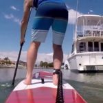 Fanatic Falcon – Stand up paddle board training