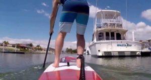 Fanatic Falcon – Stand up paddle board training