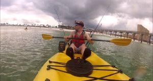 GoPro HD Ocean Kayaking – Paddle Through The Surf