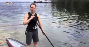 Karly Cox, Deep Cove Canoe and Kayak