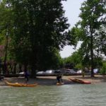 Windsor Essex County Canoe and Kayak Club  Hosting the Halton Outdoor Club Kayakers